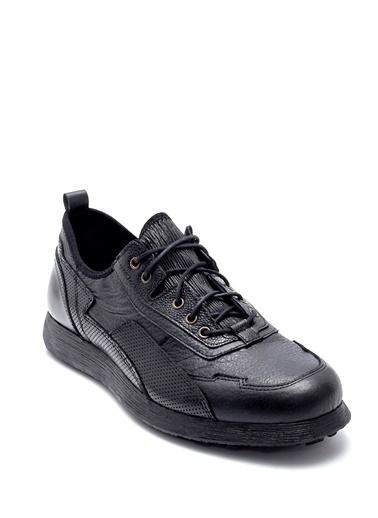 Derimod Erkek Ayakkabı(Mc-5960) Sneaker Siyah